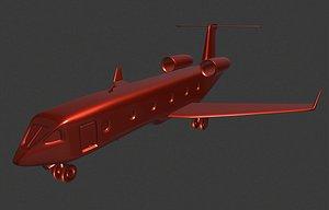 private jet model