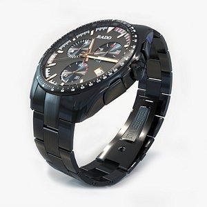 3D rado watch