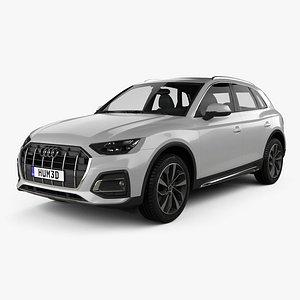 Audi Q5 2020 3D