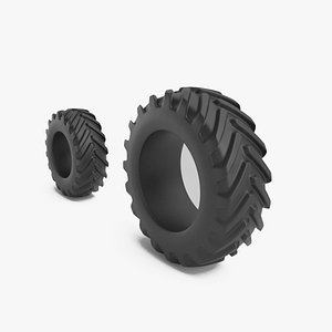 tractor tire model