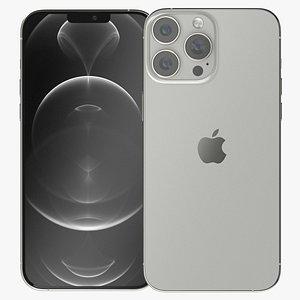 Apple iPhone 13 Pro Max Silver model