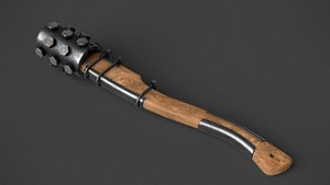 3D Modifiable Strike Weapon 03