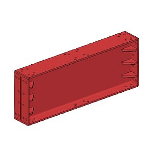 3D Strut 650 x 300 2m