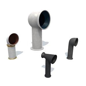 3D deflectors unity