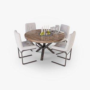 3D dining