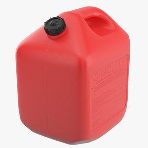 Fuel Can 3D model