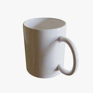 3D mug model