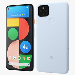 3D 5g mobile phone google