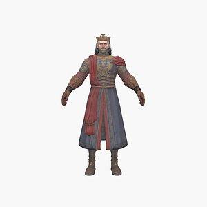 3D king