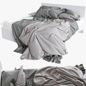 3d model bed 12