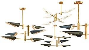 3D model loft concept