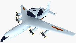 3D model kj-500 kj 500