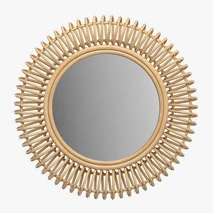 3D Mirror Tarsile La Redoute