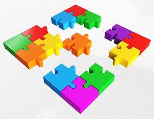 3D Jigsaw Puzzle 03