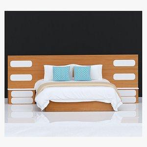 BED 25 3D model