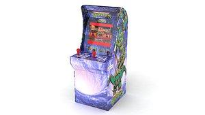 kombat 2 arcade 3D