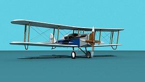 Airco DH-4  Everette Air Transport 3D