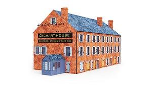 3D model Chart House Boston