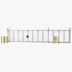 Gate System model