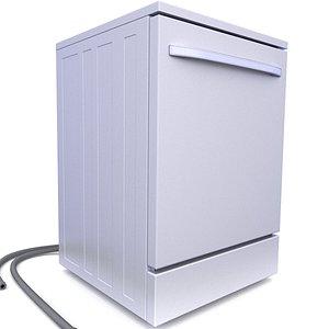 3D dishwasher appliances
