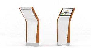 Information Kiosk model