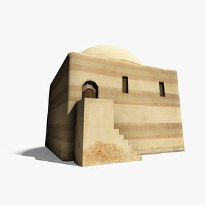 3D east model