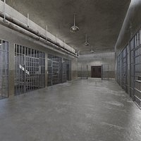 Prison Cells - Penitentiary