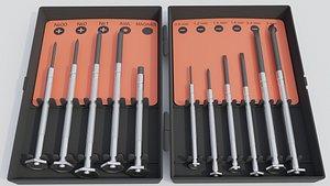 screwdriver kit model