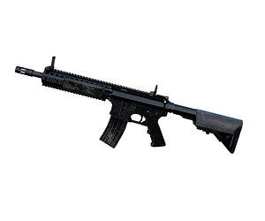 3D Rifre M4A1
