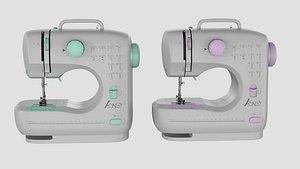 aonesy portable sewing machine model