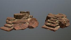3D Altar Set