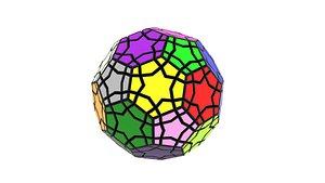 3D Tuttminx model
