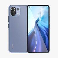Xiaomi Mi 11 Lite Blue