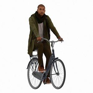 bike man 3D