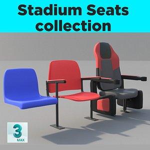 forum stadium 3D model