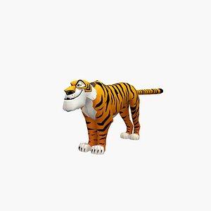 3D Shere Khan