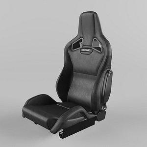 RECARO Sportster CS Leather Black model