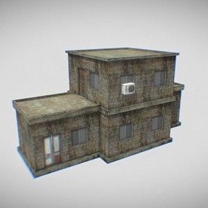 building house model