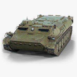 3D soviet mt-lb