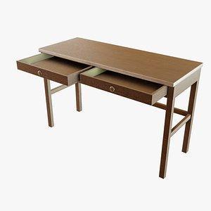 3D wood simple model