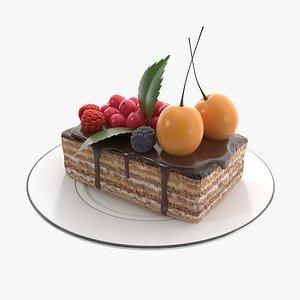 3D Piece Of Cake