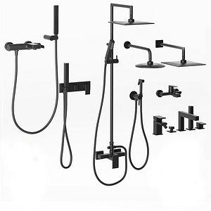 mixer shower cezares 3D model