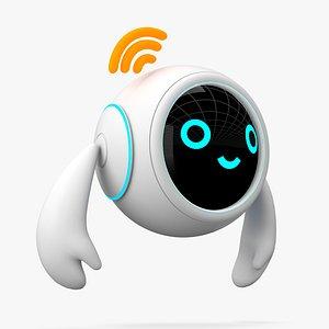 3D robot minirobot