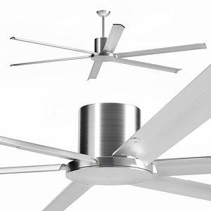 3D model Ceiling fan ANDROS