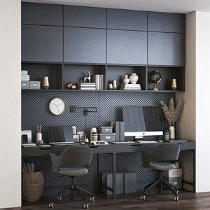 3D Furniture composition 5