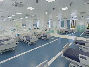 Hospital 3D