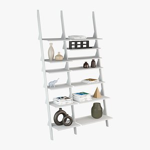 3D Magis Tyke The Wild Bunch Shelving System model