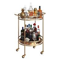 Mini Bar Beverage Table