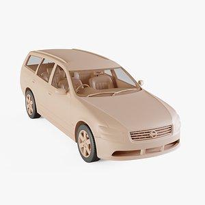 2001 Nissan Stagea model