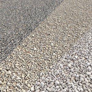 3D gravel
